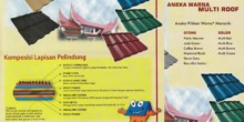 Supplier Genteng Metal Multi Roof