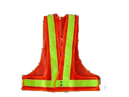 Safety Vest V-Neck
