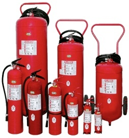 fire extinguishers fireX