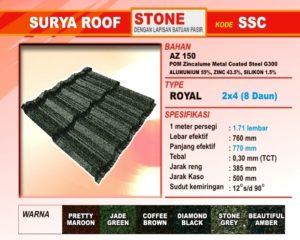 Surya roof