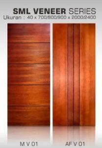 Pintu SML Veneer Series