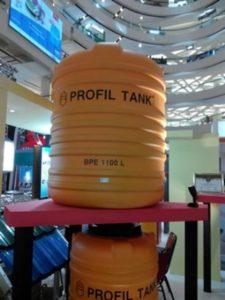 Profil Tank Plastik