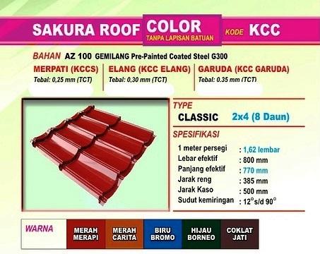 sakura-roof