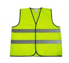 Safety Vest Poliester