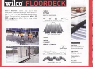 BONDEK / FLOORDECK / DECKING,wilco floordeck