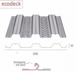 BONDEK / FLOORDECK / DECKING,Ecodeck  kencana
