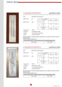 Pintu Aluminium Angzdoor