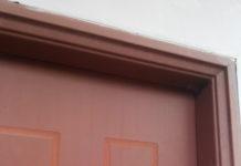 Pintu WPC dan Kusen 1