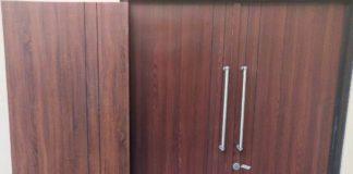 Pintu Laminasi PVC Sheet 1