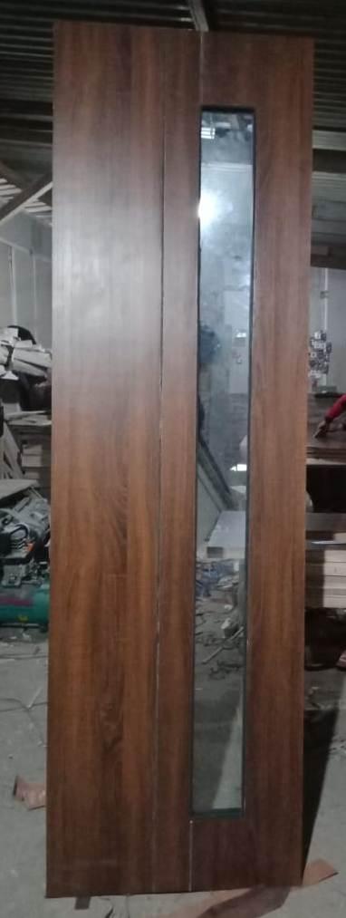 Pintu Laminasi PVC Sheet 3 Tipe Kaca