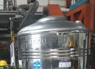 Tandon Air Tedmond Grand stainless 1