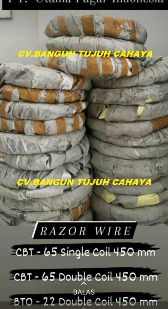 Packing Kawat Silet