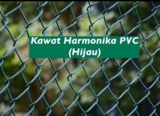 Kawat Harmonika Hijau